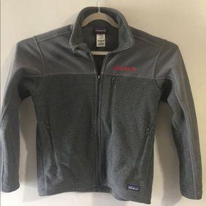 Patagonia Synchilla fleece jacket. Medium